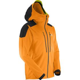 Salomon S-Lab X Alp Engineered Jacket Herre bright marigold